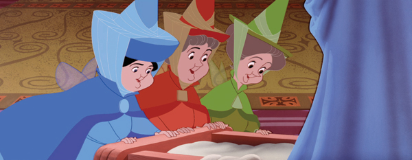 Sleeping Beauty movie image Walt Disney