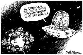 UFO rel;igion