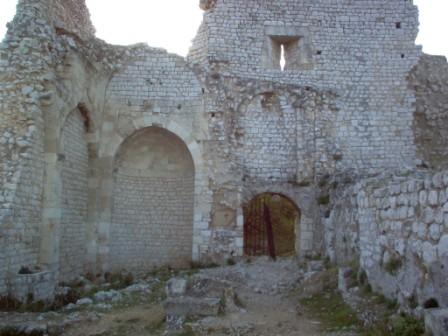 castle keep interior